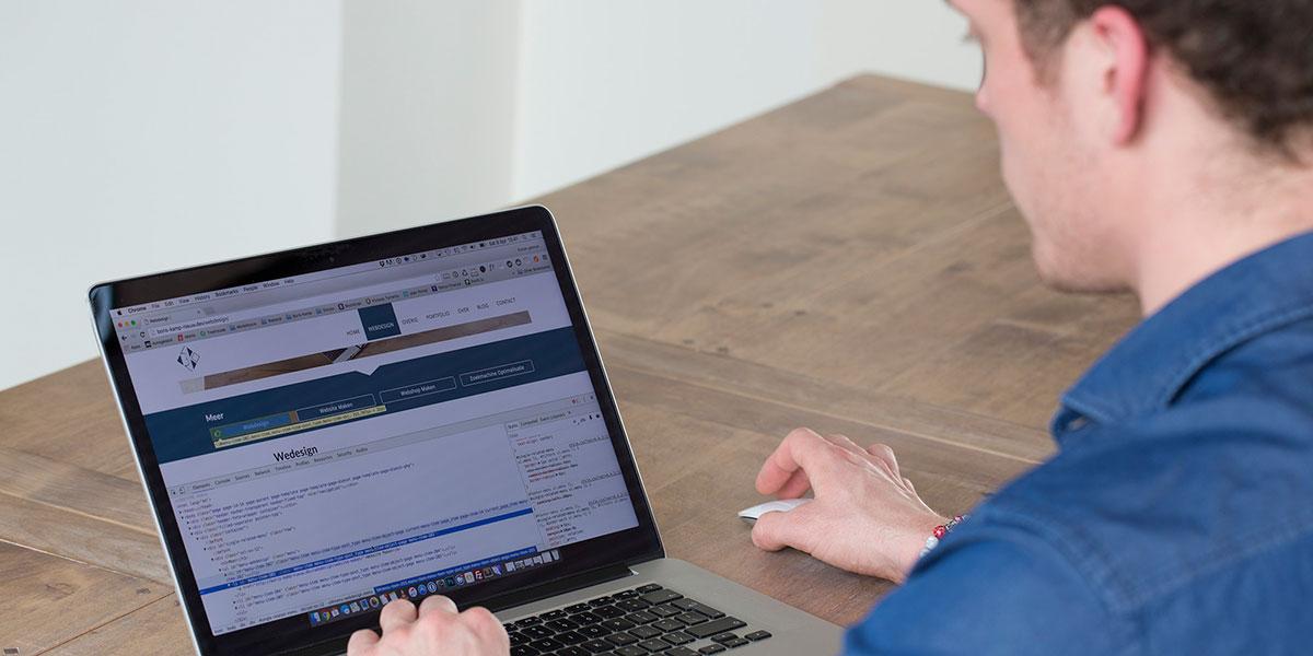 Webdesign, beheersystemen en bouwkunde Boris Kamp