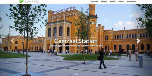 New Parc Website