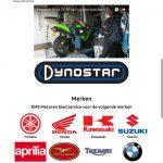 nieuwe website KMS Motoren Poeldijk