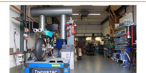 Website KMS Motoren Poeldijk