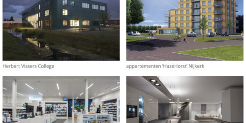 Website HET architectenbureau